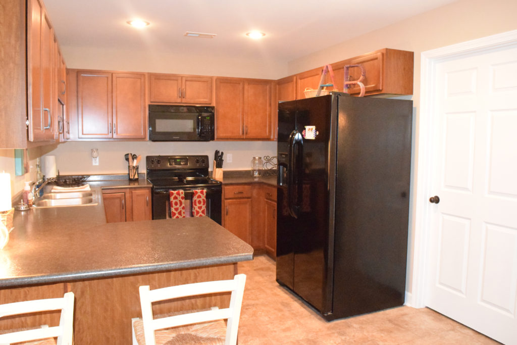 Large Kitchen & Pantry/Laundry at The Paddock